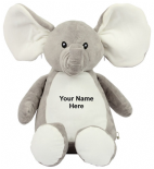 Zippie Elephant Teddy - MM558 Mumbles